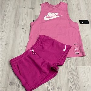 Nike set large for women